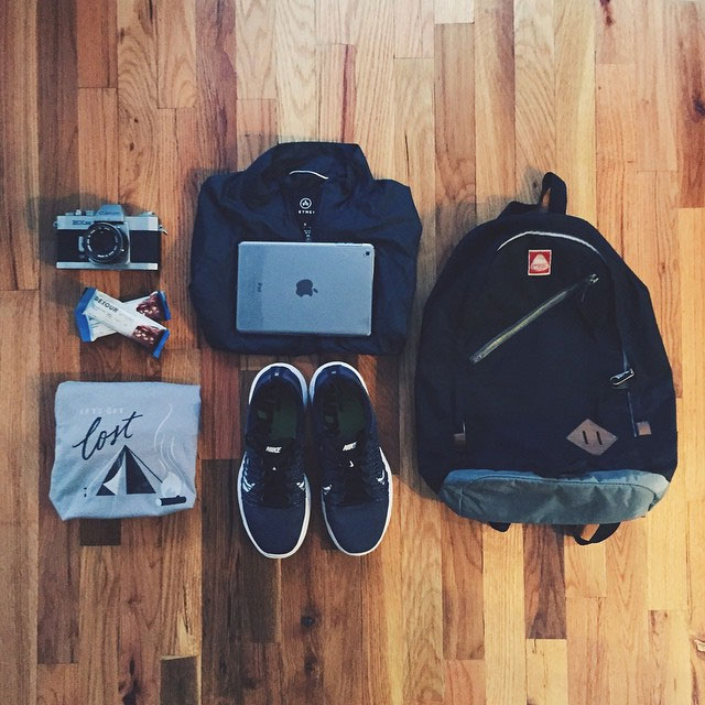 How to pack light for study abroad