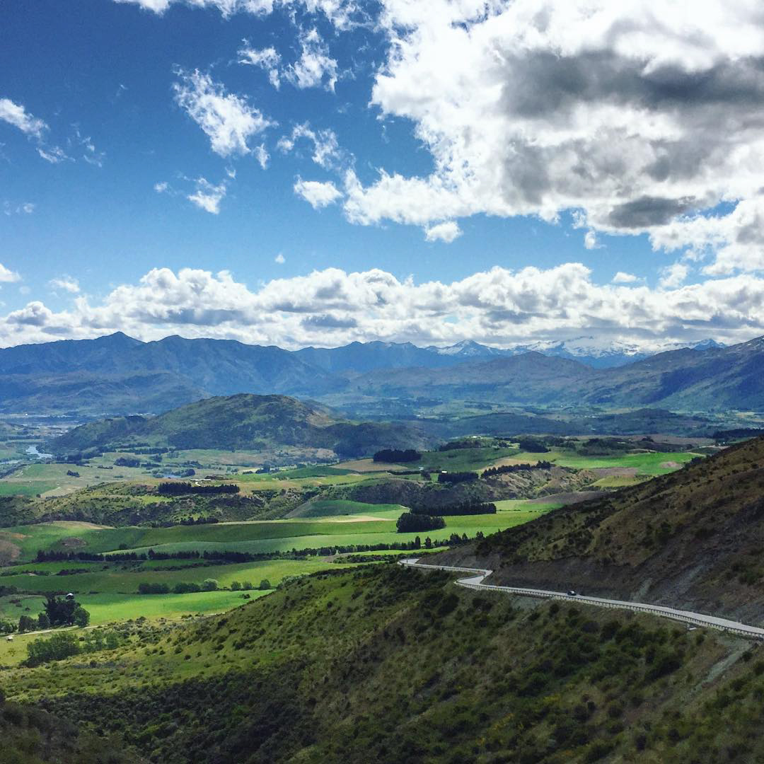 New Zealand study abroad - photo story by Julie Huang
