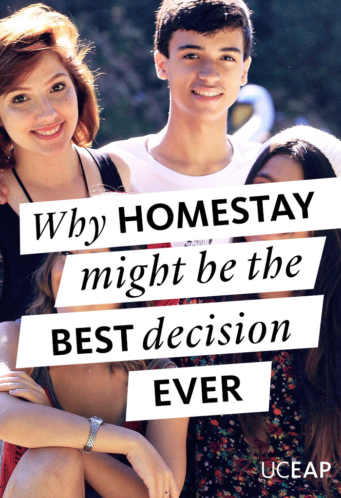 Why a homestay might be the best decision ever