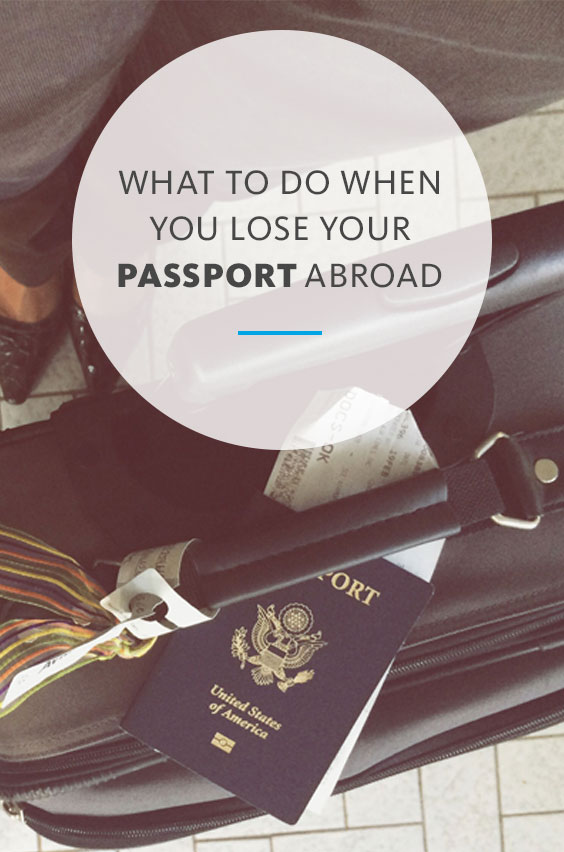 A lost passport in a foreign country can cause panic. Don't worry, this happens all the time, and on-site UCEAP staff are ready to help. Here's what to do.