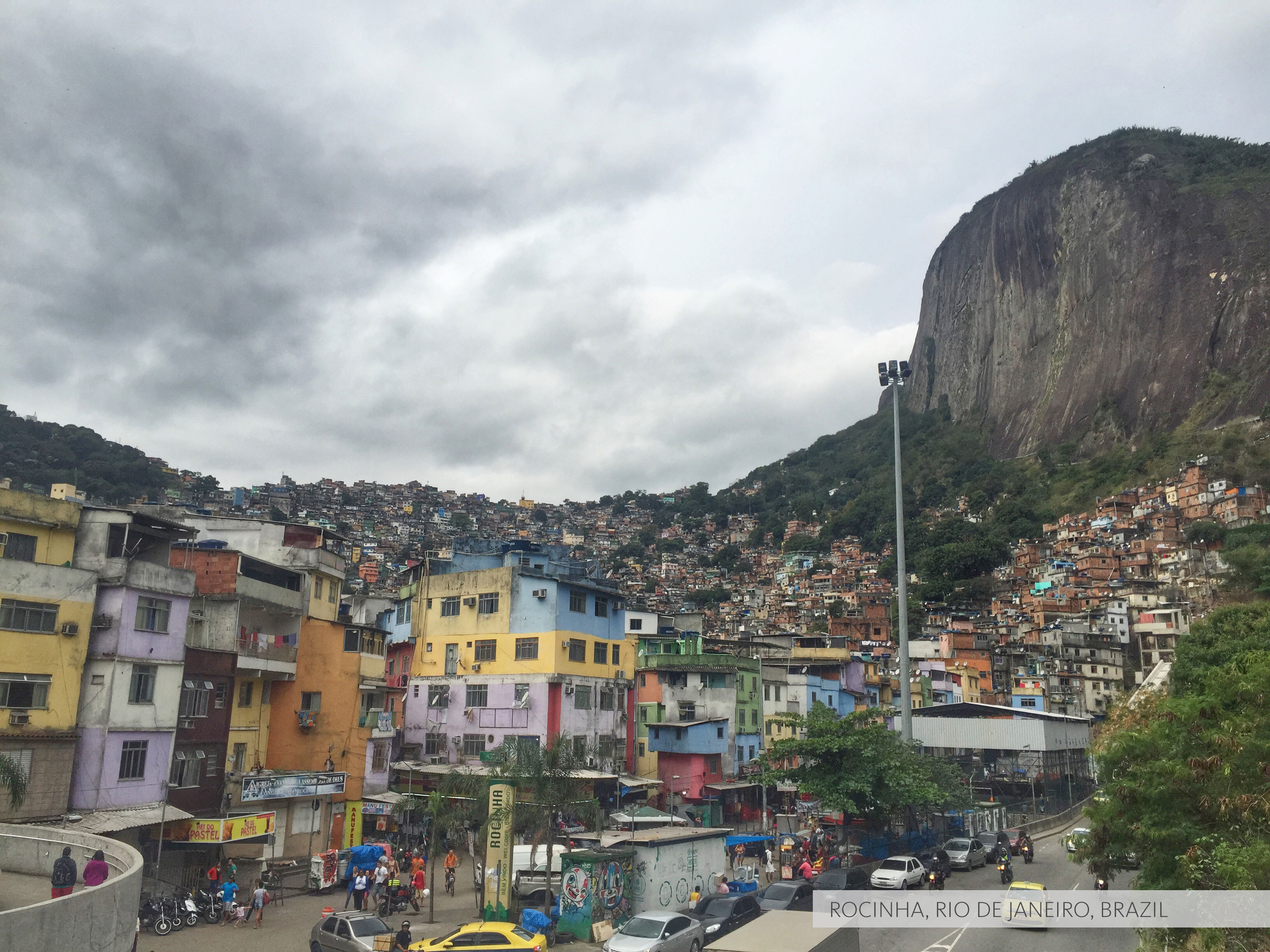 Brazil study abroad - photo story by Daniel Connell