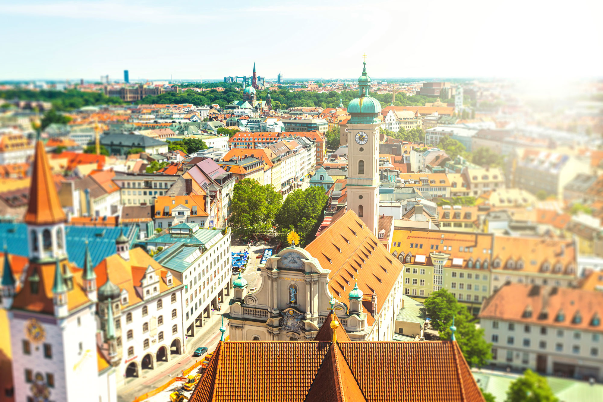Munich programs for Stem majors abroad