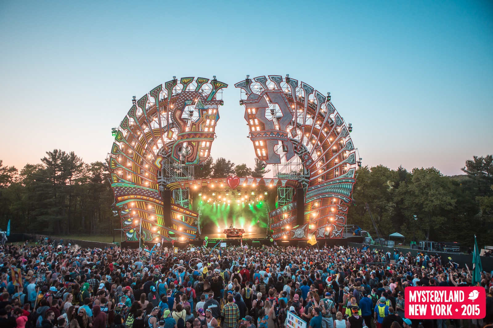 Best music festivals abroad for summer 2016