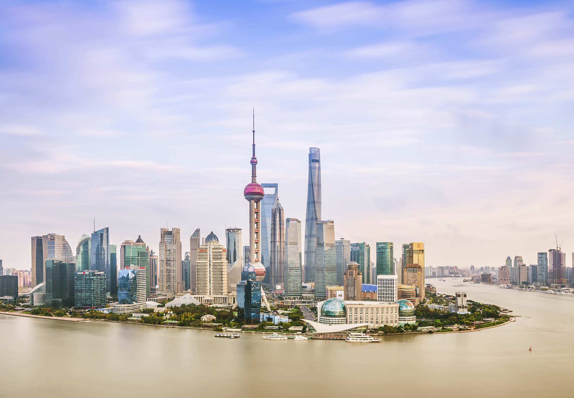 Shanghai Programs for STEM Majors Abroad