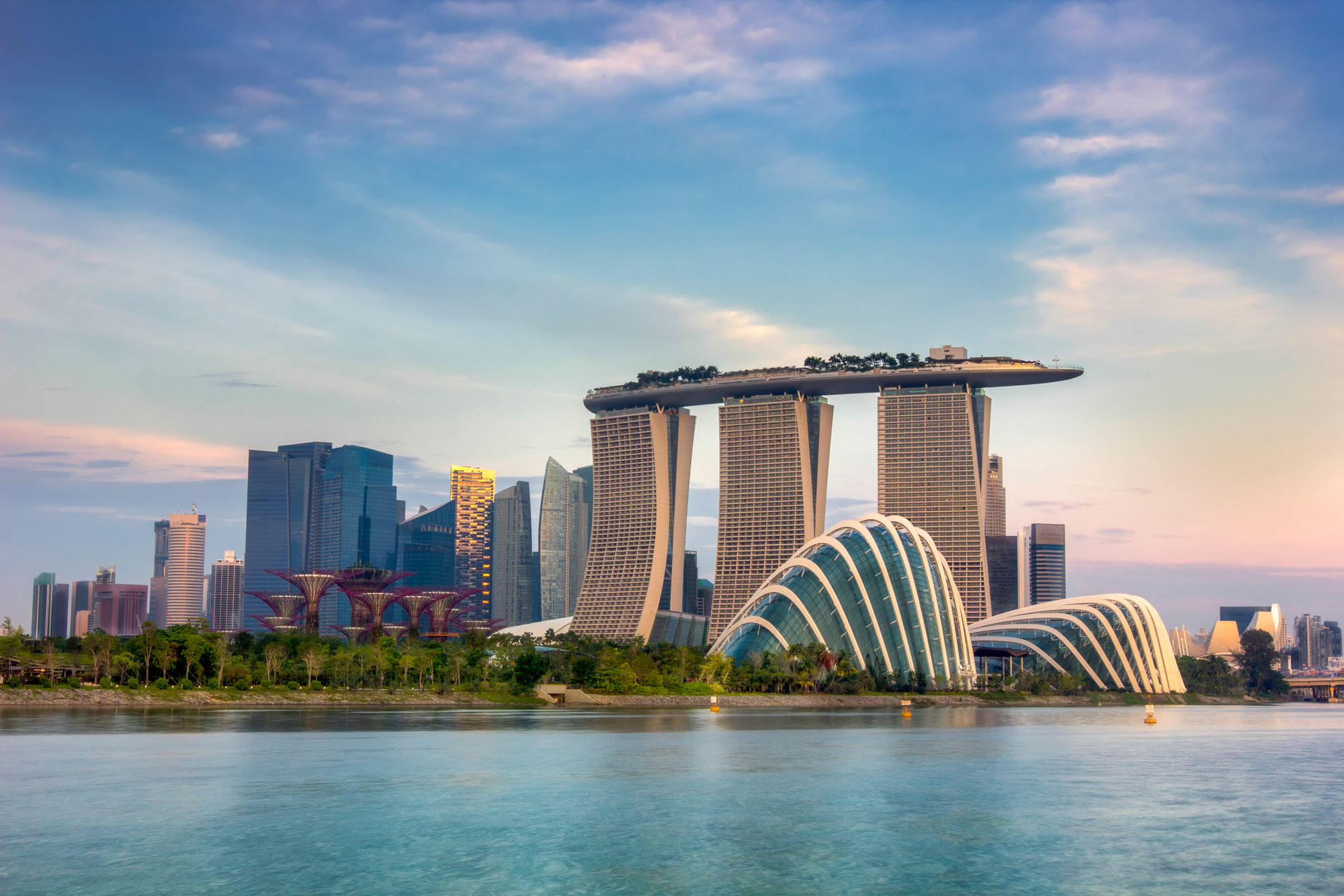 Singapore Programs for STEM Majors Abroad