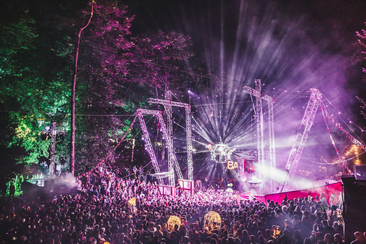 Best music festivals abroad for summer