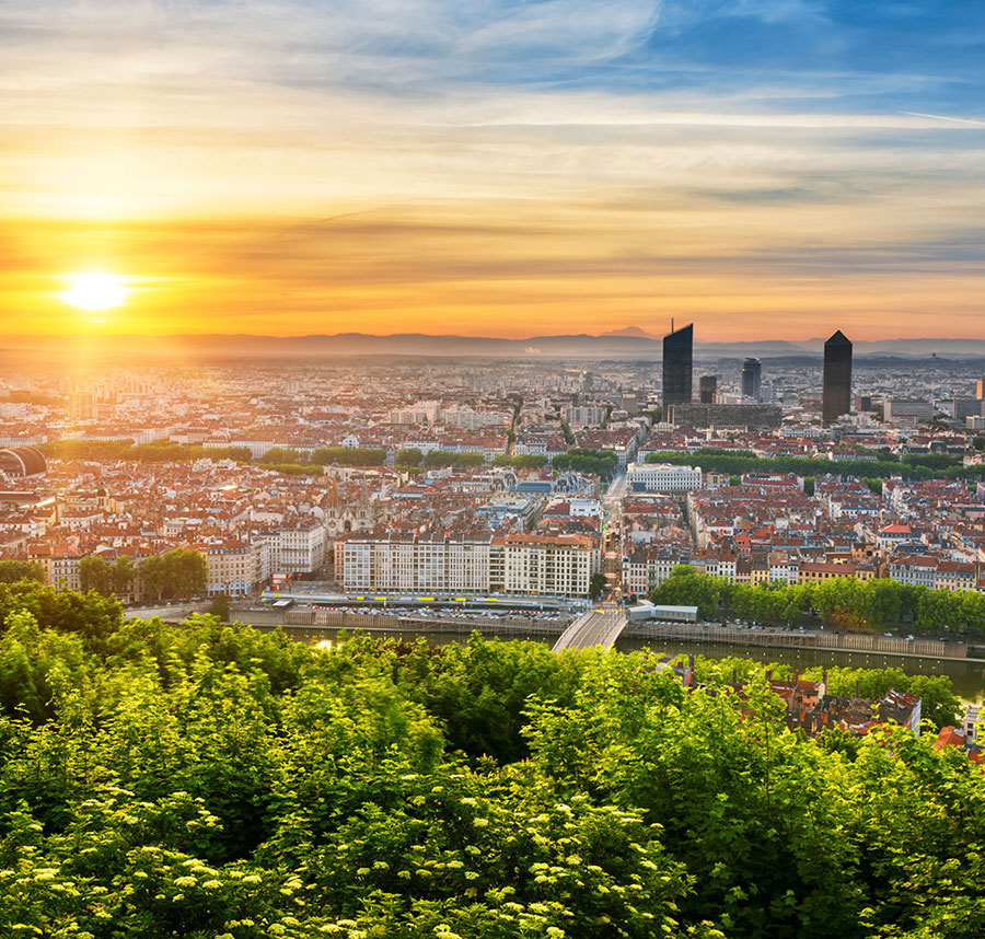 3-minute travel guide: Lyon, France