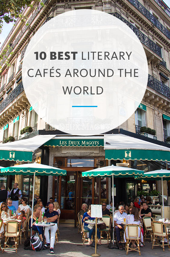 Got writer's block? Follow the great artists of history—Hemingway, Rowling, even Picasso—to their favorite cafés and find your inspiration abroad.
