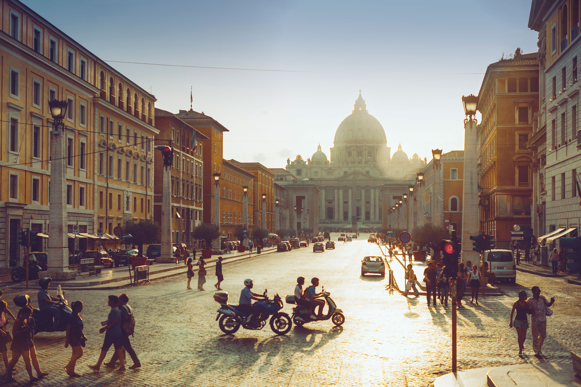 3-minute Travel Guide: Rome Italy