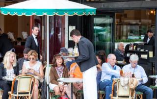 A writer's dream: literary cafés abroad