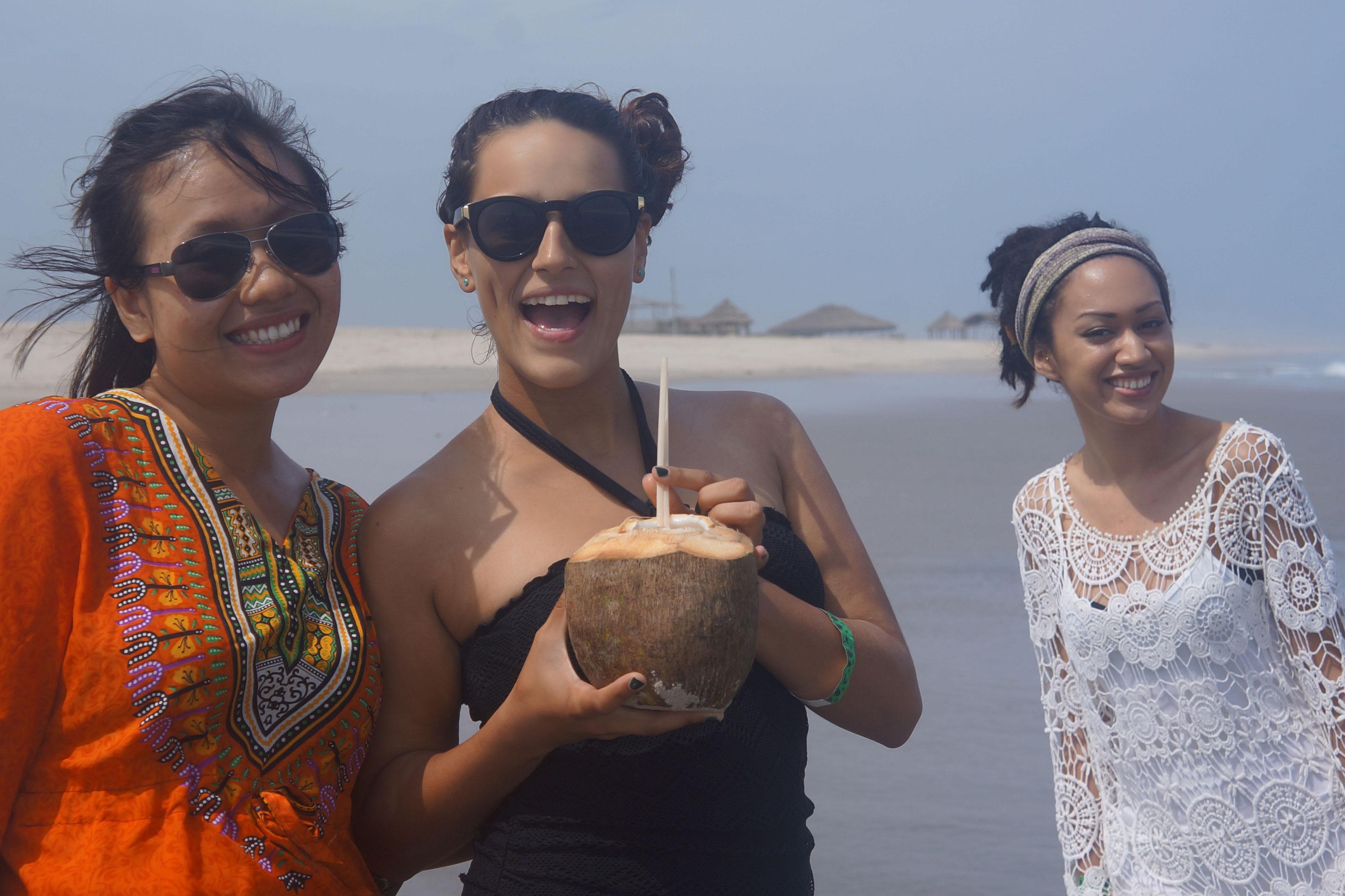 3-minute travel guide: Accra, Ghana: Rachel Gray
