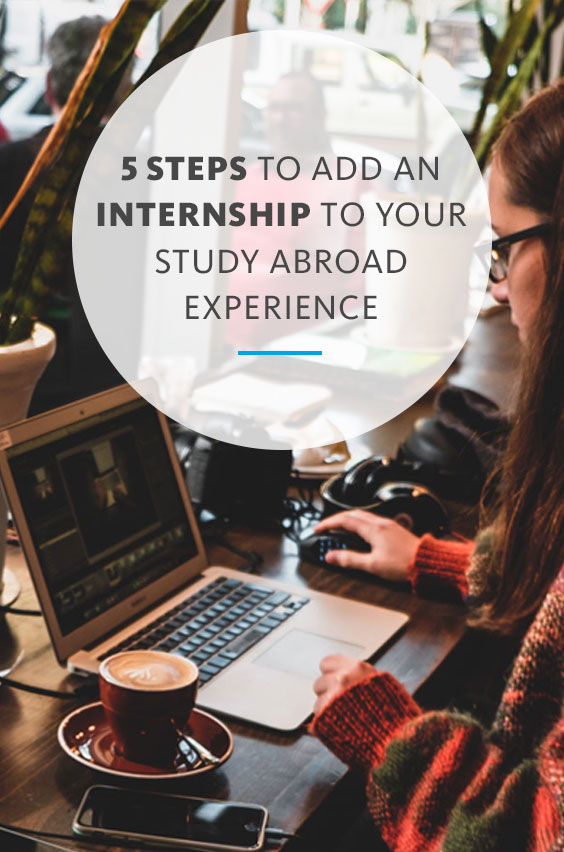 An internship is the ultimate complement to study abroad and best way to get international work experience! Here's how you can set it up with UCEAP.