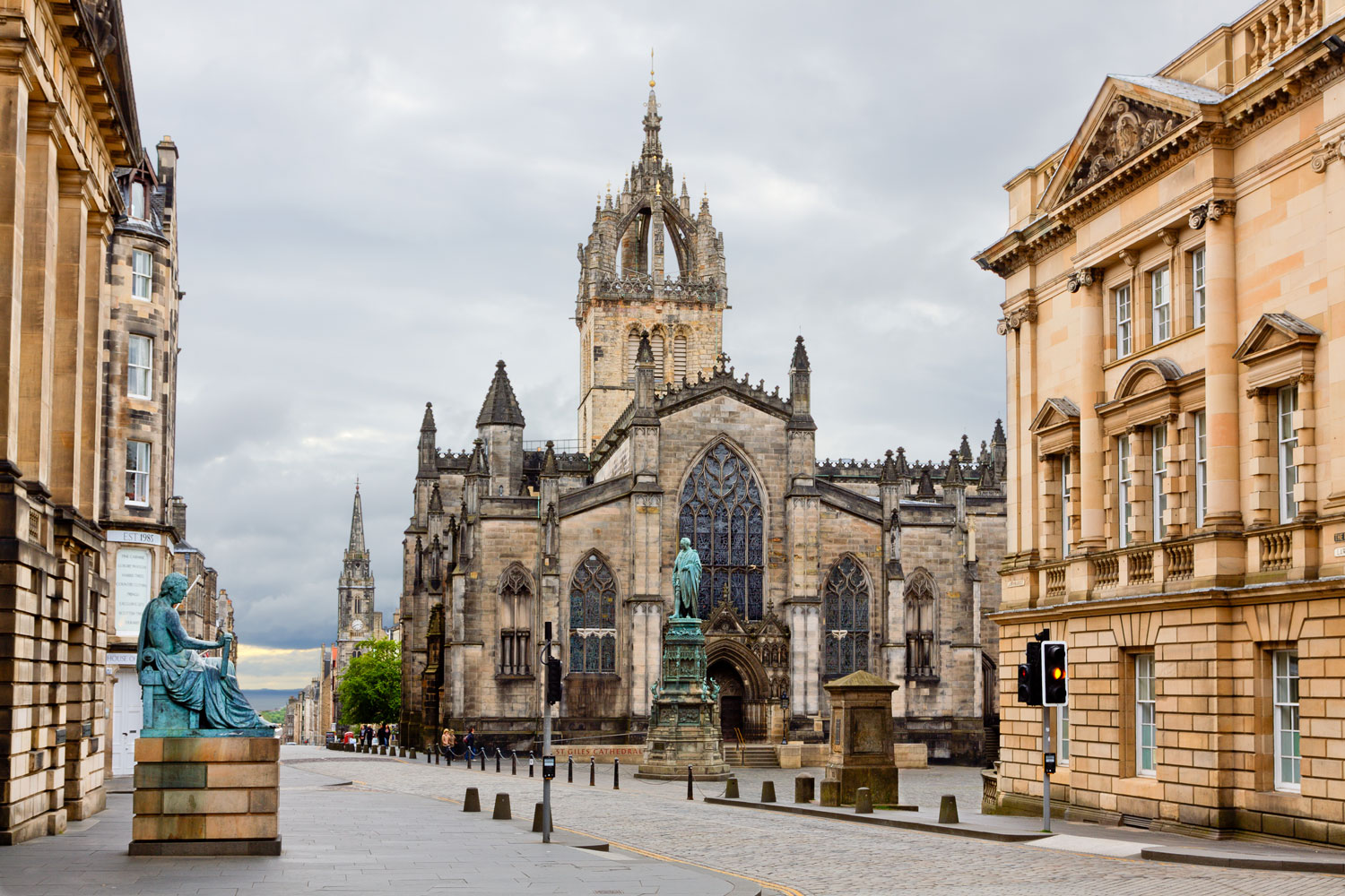 Image of St. Giles' Cathedral