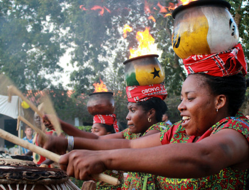 12 Signs you studied abroad in Ghana