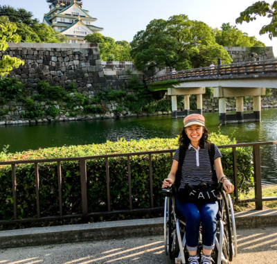 How I successfully studied abroad with a disability