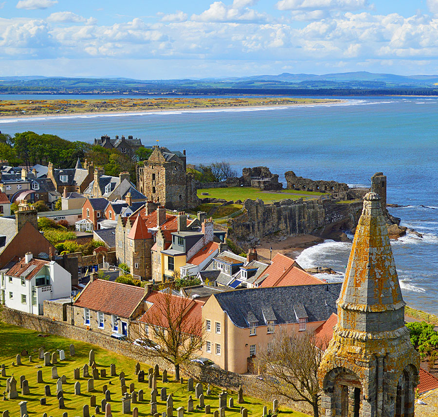 3-minute travel guide: St. Andrews, Scotland