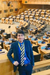 College Internships You Can Do Abroad. Resolve Political Issues With The Scottish Parliament in Edinburgh, Scotland.