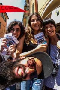 College Internships You Can Do Abroad. Promote Art Activism With Human Rights Nights in Bologna, Italy