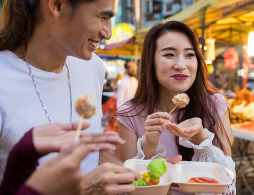 Foods and Flavors to Savor in Asia